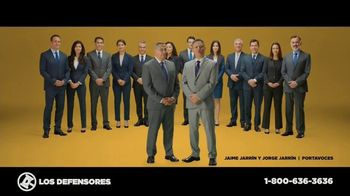 Los Defensores TV Spot, 'Accidente de camión de carga' con Jorge Jarrín, Jaime Jarrín[Spanish]