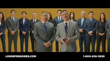 Los Defensores TV Spot, 'Accidente de camión de carga' con Jorge Jarrín, Jaime Jarrín[Spanish] - Thumbnail 8