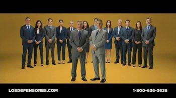 Los Defensores TV Spot, 'Accidente de camión de carga' con Jorge Jarrín, Jaime Jarrín[Spanish] - Thumbnail 9