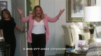 Omega XL TV Spot, 'Inspirar' con Ana María Polo [Spanish] - Thumbnail 2