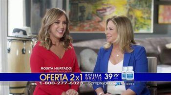 Omega XL TV Spot, 'Inspirar' con Ana María Polo [Spanish]