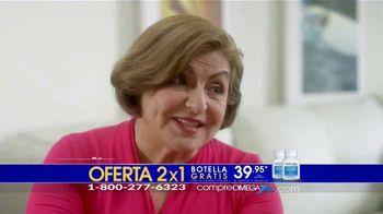 Omega XL TV Spot, 'Inspirar' con Ana María Polo [Spanish] - Thumbnail 7