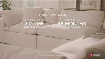 Value City Furniture Labor Day Sale TV Spot, 'Great Moments' - Thumbnail 9