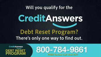 CreditAnswers Debt Reset Program TV Spot, 'The Secret' - Thumbnail 4