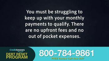 CreditAnswers Debt Reset Program TV Spot, 'The Secret' - Thumbnail 5