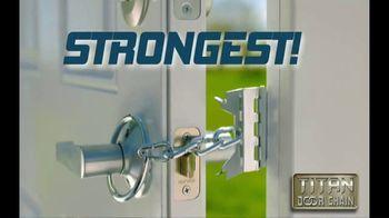 Titan Door Chain TV Spot, 'Maximum Security for Your Front Door: $19.95' - Thumbnail 2