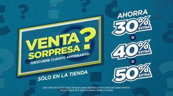 JCPenney Venta Sorpresa TV Spot, 'Descubre cuánto ahorrarás' [Spanish] - Thumbnail 5