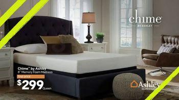 Ashley HomeStore Summer Sleep Sale TV Spot, 'Incredible Mattress Savings' Song by Midnight Riot - Thumbnail 3