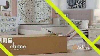 Ashley HomeStore Summer Sleep Sale TV Spot, 'Incredible Mattress Savings' Song by Midnight Riot - Thumbnail 6
