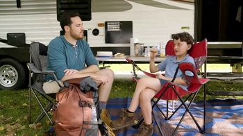 Camping World Back to Camping Sales Event TV Spot, 'Don't Hit the Books Yet: $115 Travel Trailers' - Thumbnail 8