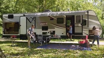 Camping World Back to Camping Sales Event TV Spot, 'Don't Hit the Books Yet: $115 Travel Trailers'