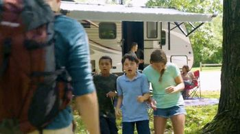 Camping World Back to Camping Sales Event TV Spot, 'Don't Hit the Books Yet: $115 Travel Trailers' - Thumbnail 3
