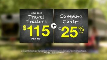 Camping World Back to Camping Sales Event TV Spot, 'Don't Hit the Books Yet: $115 Travel Trailers' - Thumbnail 6