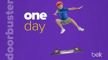 Belk One Day Sale TV Spot, 'Back to School: Awesome Doorbusters' - Thumbnail 8