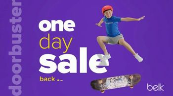 Belk One Day Sale TV Spot, 'Back to School: Awesome Doorbusters' - Thumbnail 9