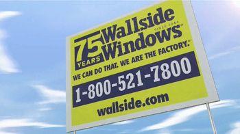 Wallside Windows TV Spot, 'You'll Be Glad Come Winter' - Thumbnail 7