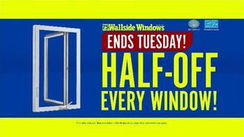 Wallside Windows TV Spot, 'You'll Be Glad Come Winter' - Thumbnail 2