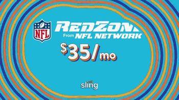 Sling TV Spot, 'NFL RedZone: Watch a Ton of Football' - Thumbnail 10