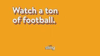 Sling TV Spot, 'NFL RedZone: Watch a Ton of Football' - Thumbnail 8