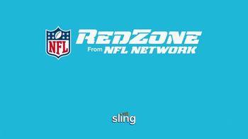 Sling TV Spot, 'NFL RedZone: Watch a Ton of Football' - Thumbnail 9