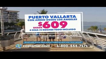 Costamar Travel TV Spot, 'Puerto Vallarta, España, Argentina y Bermuda' [Spanish]