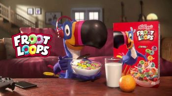 Froot Loops TV Spot, 'Bailar' [Spanish] - Thumbnail 9