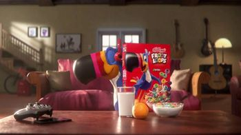 Froot Loops TV Spot, \'Bailar\' [Spanish]
