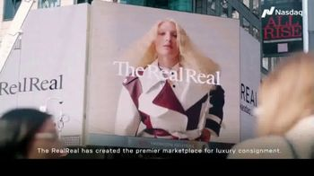NASDAQ TV Spot, 'TheRealReal' - Thumbnail 2