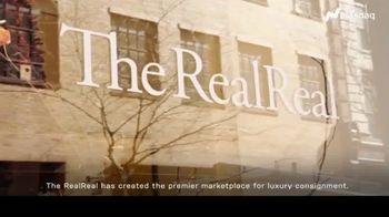 NASDAQ TV Spot, 'TheRealReal' - Thumbnail 3