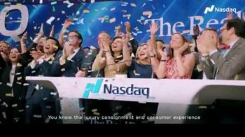 NASDAQ TV Spot, 'TheRealReal' - Thumbnail 4