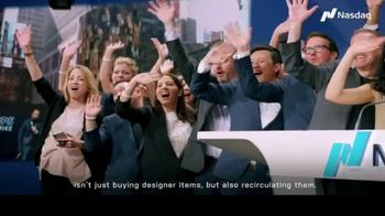 NASDAQ TV Spot, 'TheRealReal' - Thumbnail 5