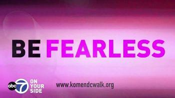 Susan G. Komen for the Cure TV Spot, 'ABC 7 DC: More Than Pink Walk' - Thumbnail 10