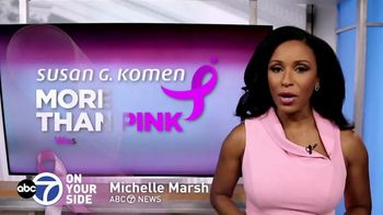 Susan G. Komen for the Cure TV Spot, 'ABC 7 DC: More Than Pink Walk'