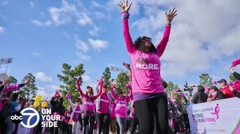 Susan G. Komen for the Cure TV Spot, 'ABC 7 DC: More Than Pink Walk' - Thumbnail 9