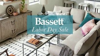 Bassett Labor Day Sale TV Spot, 'End of Summer'