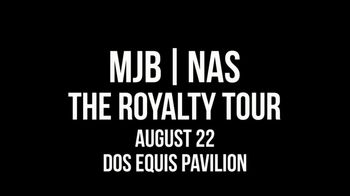 Mary J. Blige & Nas TV Spot, 'The Royalty Tour' - Thumbnail 8