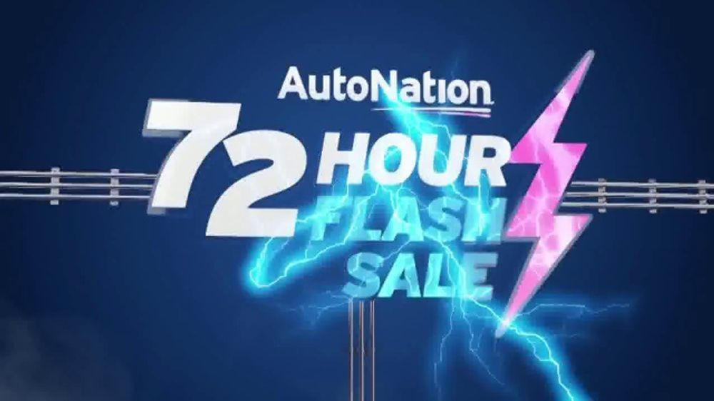 Honda Memorial Day Sale 2017 >> AutoNation 72 Hour Flash Sale TV Commercial, '2019 Labor Day: F-150' - iSpot.tv