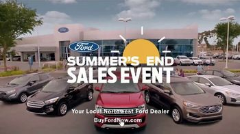 Ford Summer's End Sales Event TV Spot, 'Summer Not Going Your Way?' [T2] - Thumbnail 7