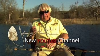 Jimmy Houston TV Spot, 'New YouTube Channel' - 27 commercial airings