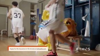 Ethos TV Spot, 'Rookie Mascot'
