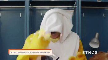Ethos TV Spot, 'Rookie Mascot' - Thumbnail 4