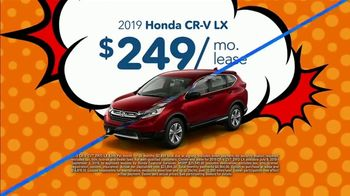 Honda Summer Spectacular Event TV Spot, 'Get Ready for Clearance' [T2] - Thumbnail 4