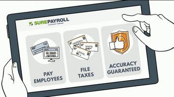 Paychex SurePayroll TV Spot, 'More Time For You' - Thumbnail 3