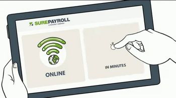 Paychex SurePayroll TV Spot, 'More Time For You' - Thumbnail 4