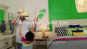 Ashley HomeStore Labor Day Sale TV Spot, 'Savings and Financing' Song by Midnight Riot - Thumbnail 9