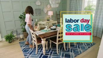 Ashley HomeStore Labor Day Sale TV Spot, 'Savings and Financing' Song by Midnight Riot - Thumbnail 2