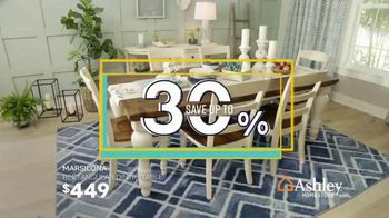 Ashley HomeStore Labor Day Sale TV Spot, 'Savings and Financing' Song by Midnight Riot - Thumbnail 4