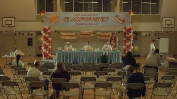 FanDuel TV Spot, 'Hot Dog Eating Championship: $20 Bonus' - Thumbnail 1