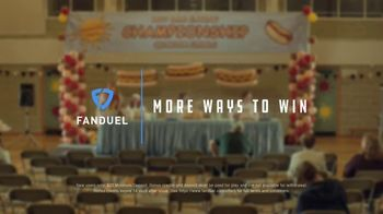 FanDuel TV Spot, 'Hot Dog Eating Championship: $20 Bonus' - Thumbnail 10