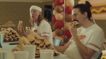 FanDuel TV Spot, 'Hot Dog Eating Championship: $20 Bonus' - Thumbnail 7